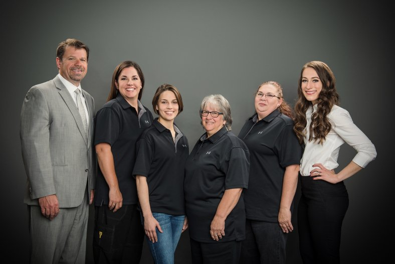 Ballard Gynecology team